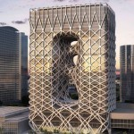 Sculptural Casino resort in Macau by Zaha Hadid