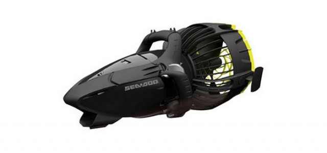 Seadoo underwater scooter 1