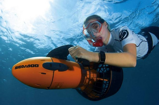 Seadoo underwater scooter 2