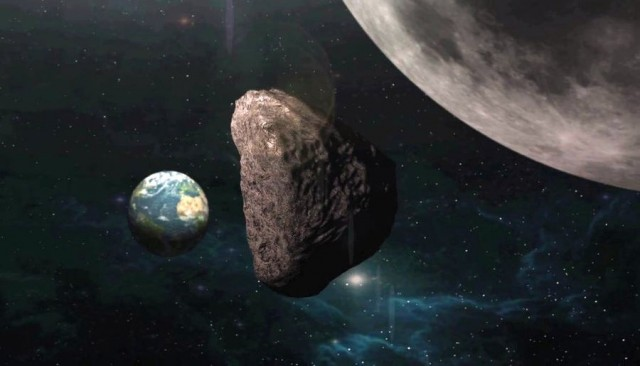 wordlessTech | See where Asteroids have hit Earth the last ...