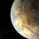 The first Earth-sized Exoplanet in Habitable zone