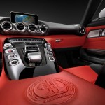 The new Mercedes-Benz AMG GT interior