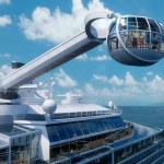 This Ship's crane takes you 300 feet above the deck