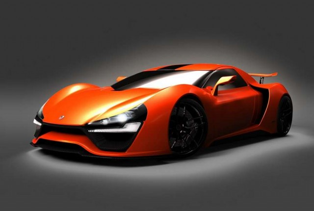 Trion Supercars' Nemesis