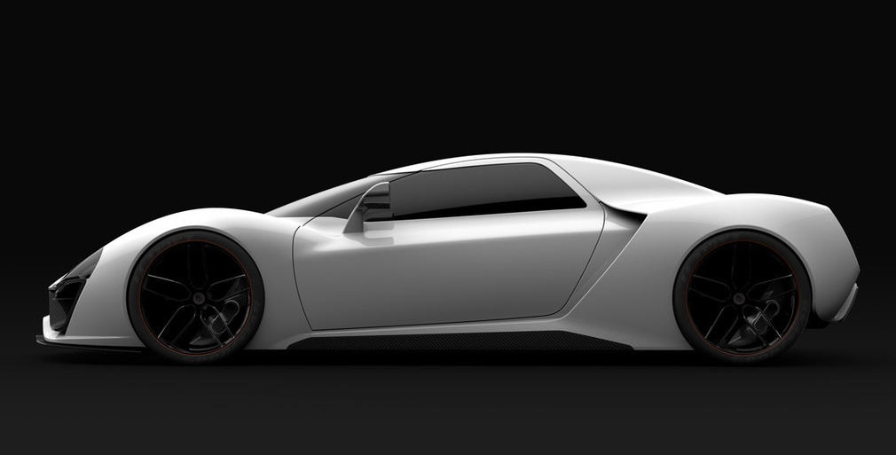 Trion Supercars' Nemesis (1)