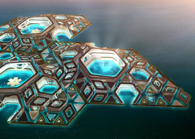 Floating City concept (1)