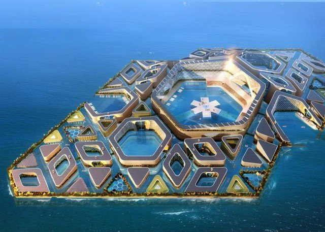 Floating City concept (9)