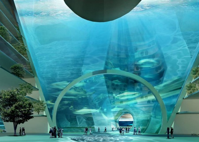 Floating City concept (2)