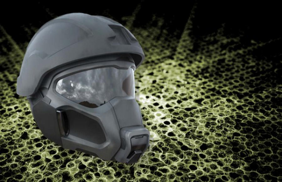 Army's new Helmet