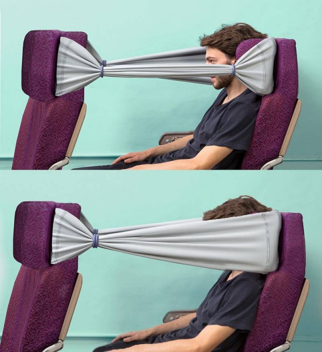 B-Tourist strip flight comfort