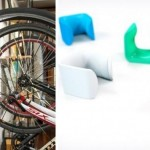 Clug- tiny smart clip to store your bike