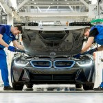 Creating the electric BMW i8