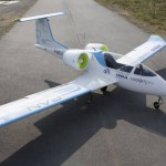 E-Fan electric experimental aircraft