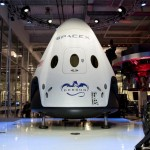 Elon Musk unveils Dragon V2 Space Taxi for Astronauts