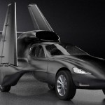 GF7 flying car could hit 550 mph
