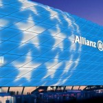 Germany's biggest stadium will be covered by a huge col...