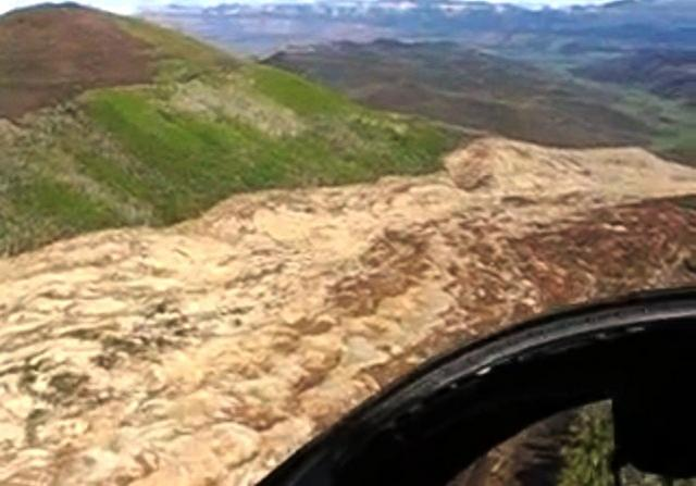 Gigantic Colorado Mudslide 2