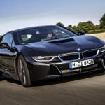 Gus Van Sant casts the BMW i8
