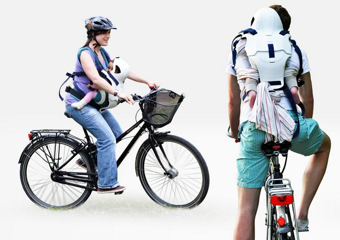 Baby protector when cycling (4)