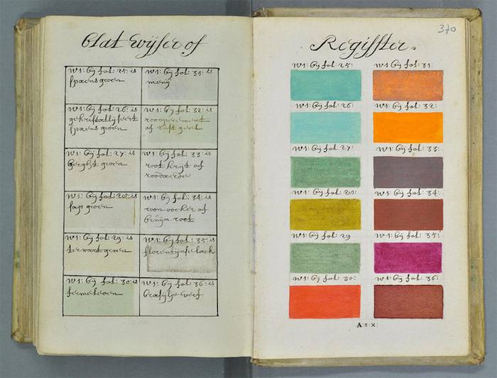 322 years old colors guide book (7)