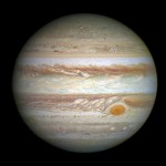 Jupiter's shrinking Great Red Spot