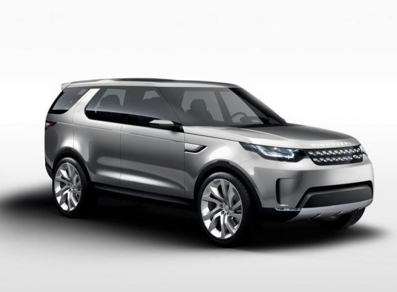 Wordlesstech Land Rover Planning New Discovery Models