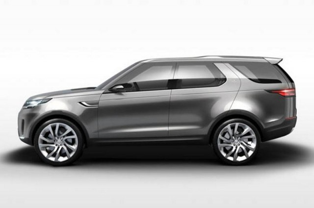 Land Rover new Discovery (2)