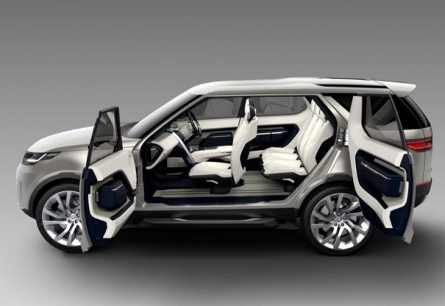 Land Rover new Discovery (1)