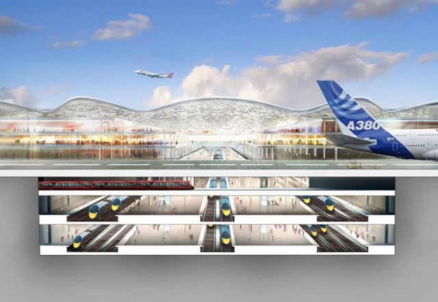 London Thames Hub Airport (3)