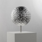 Melter 3-D Liquid Metallic Sculpture