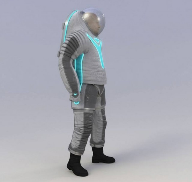 NASA Z-2 spacesuit (2)