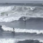One Hour of San Diego Surfing Time Collapsed