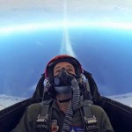 Photographer flies with the Thunderbirds F-16