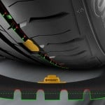 Sensors will warn drivers when Tires become unsafe