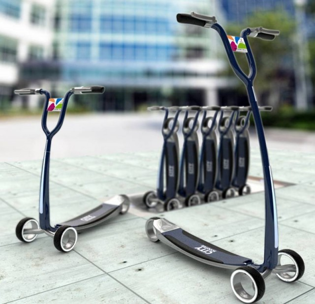 The City Scooter 1