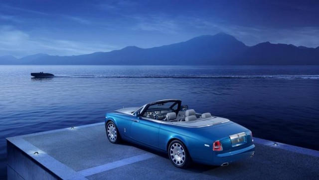 Rolls-Royce debuts Phantom Drophead Coupe Waterspeed Collection (6)