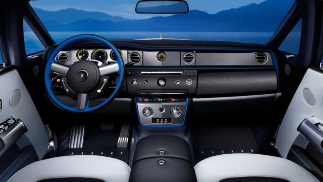 Rolls-Royce debuts Phantom Drophead Coupe Waterspeed Collection (5)