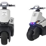 Three-wheeled SE-3 Patroller by Segway