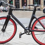 Valour smart carbon fibre bicycle