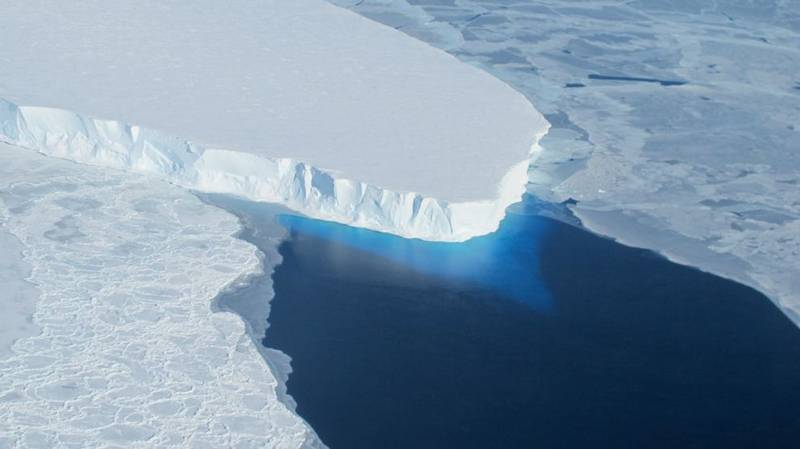West Antarctic Ice Sheet Collapse