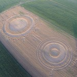 A gigantic Crop Circle appeared in Italy