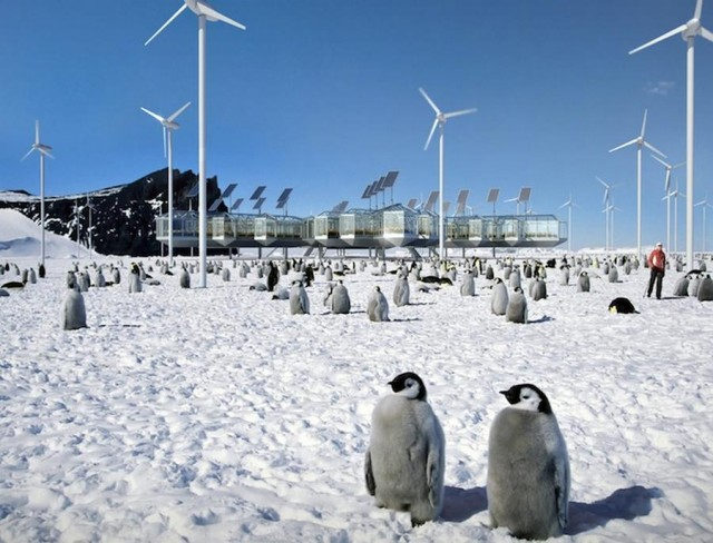 The Antarctic Pavilion (9)