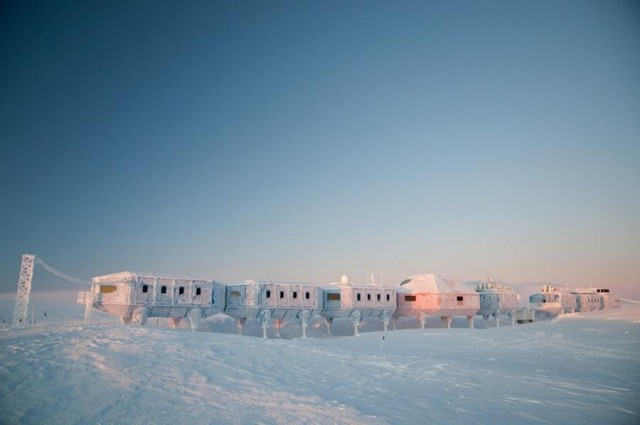 The Antarctic Pavilion (7)