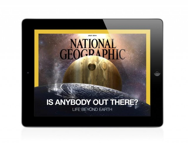 National Geographic July