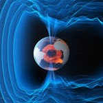 Earth's extraordinary Turbulent Magnetic Field
