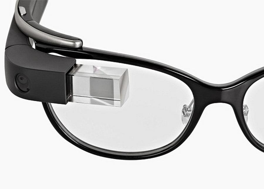 Google Glass by Diane Von Furstenberg | wordlessTech
