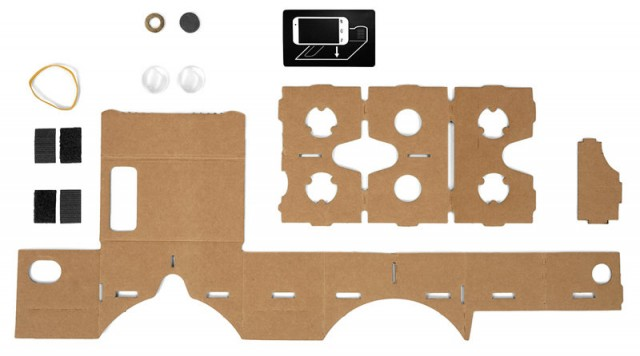 Google's Cardboard instructions