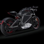 Harley Davidson unveils first Electric Motorcycle
