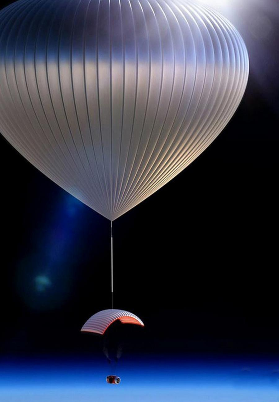 Balloons for the edge of space (5)