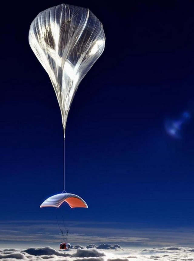 Balloons for the edge of space (1)